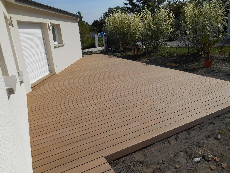 terrasse composite prix m2 veranda. Black Bedroom Furniture Sets. Home Design Ideas