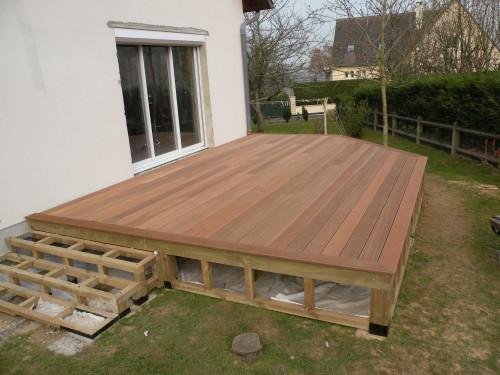 photos de terrasse en bois sur pilotis veranda. Black Bedroom Furniture Sets. Home Design Ideas