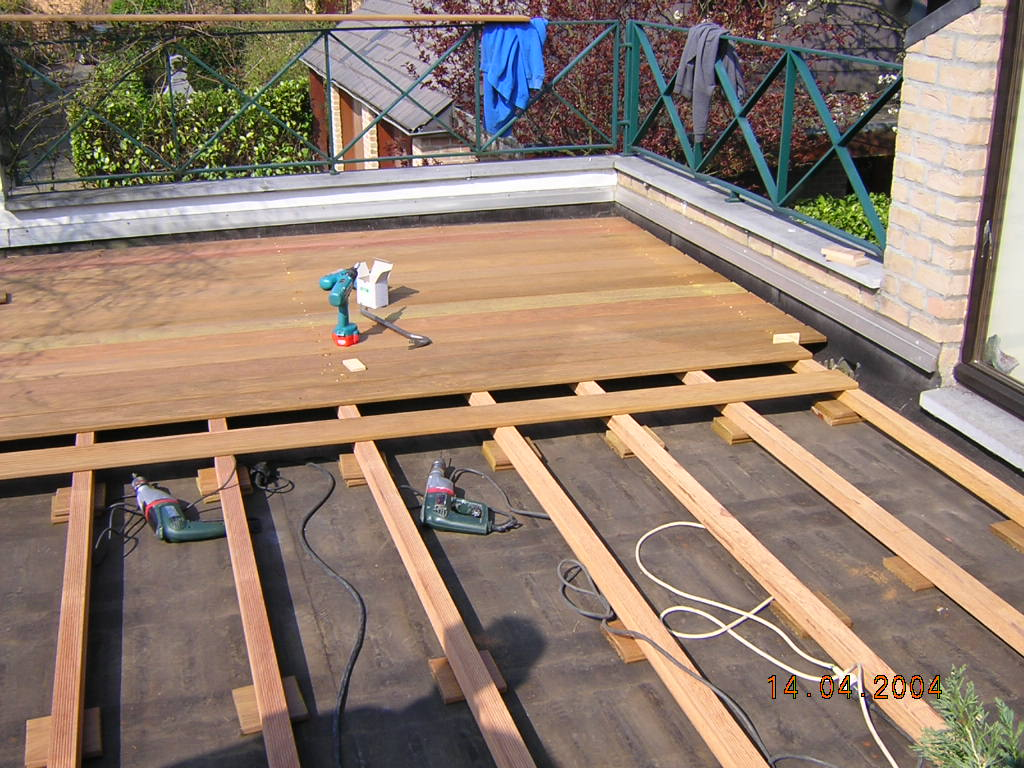 Construire Sa Terrasse En Bois Pas Cher Veranda Styledevie Fr