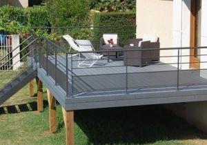 Terrasse Sur Pilotis En Hauteur Veranda Styledevie Fr