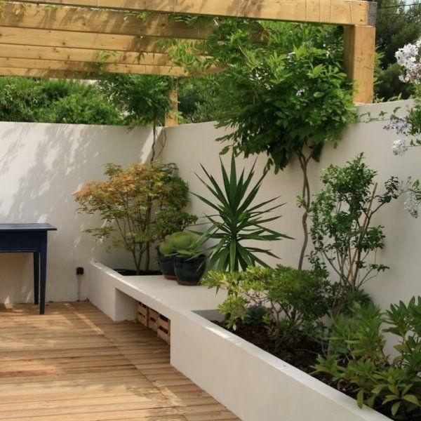 Idee Terrasse Avec Muret Veranda Styledevie Fr