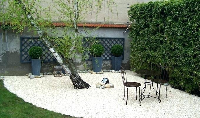 Image Terrasse En Gravier Veranda Styledevie Fr