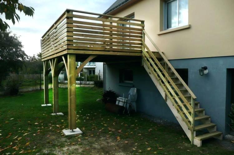 terrasse sur pilotis en kit leroy merlin veranda. Black Bedroom Furniture Sets. Home Design Ideas