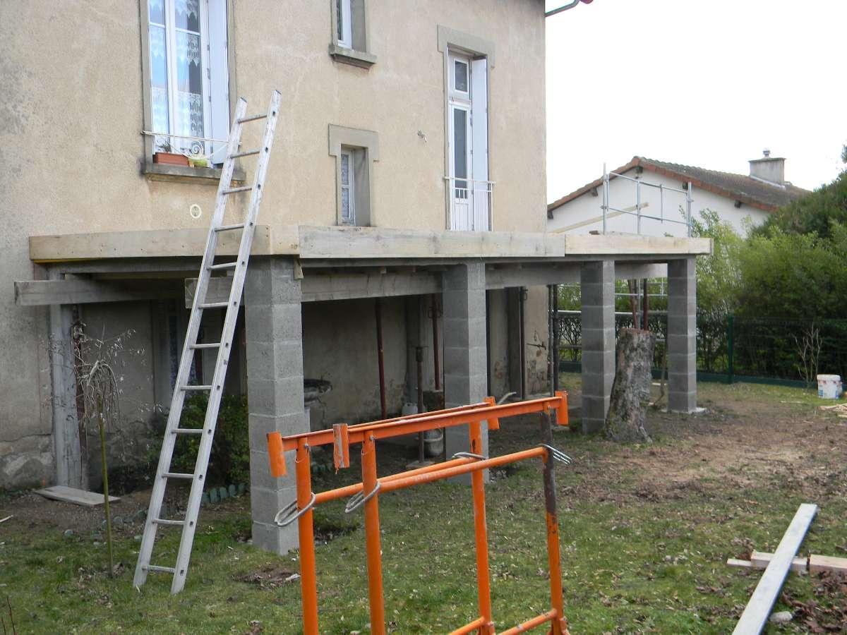 Plan De Terrasse En Hauteur Veranda Styledevie Fr