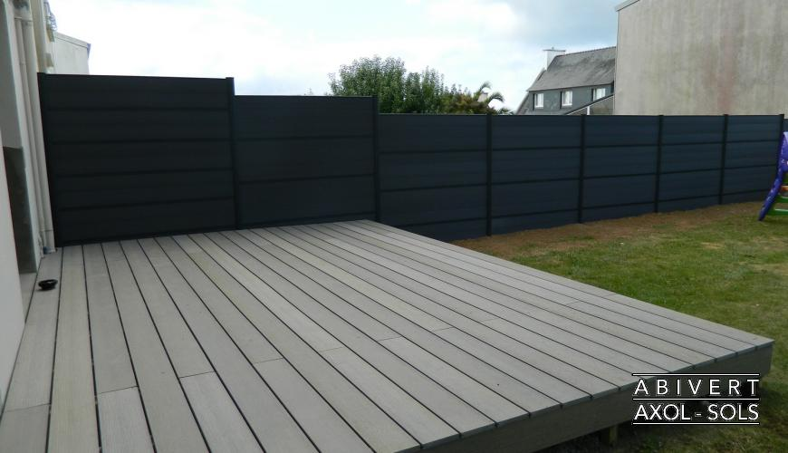 Prix De Revient Terrasse En Bois Composite Veranda Styledevie Fr